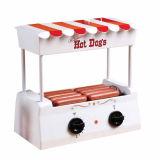 Het Kooktoestel van de Hotdogs van Saners van het bier