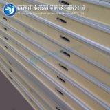 Приданная огнестойкость холодильными установками панель полиуретана