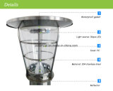 2016 novos mini-Luz Solar; Luz solar com o carregador; lâmpada LED solar com o carregador