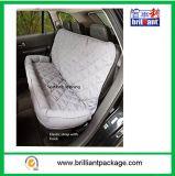 Coperchio e protezione di sede riempiti del cane per le automobili con il poggiacapo del sostegno