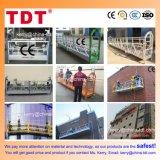 Factory Zlp630 Alliage d'aluminium Plate-forme suspendue Access Cradle Echafaudage Gondole
