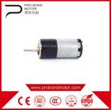 motor eléctrico de la C.C. del engranaje del reductor de 3V 6V 12V