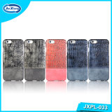 Estojo para estojo de capa de couro para celular para iPhone 6, caso de capa de Flip Flip de luxo para crocodilo para iPhone 6 / 6s