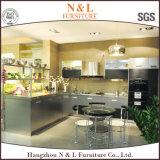 N & L'armoire de cuisine en acier inoxydable 304 pour un barbecue en plein air