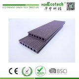 Decking composito antisdrucciolevole impermeabile esterno di WPC (138H23-B)