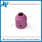 53n58 Kit de bocal de alumina para Tocha TIG Wp-9 20