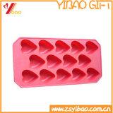 Alta qualità di Cuore-Figura qualsiasi muffa del silicone di formato con il cubo di ghiaccio (YB-HR-138)