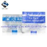 Уплотнение тепла из алюминиевой фольги пользовательских печатных упаковочный мешок /охлаждающий блок