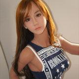 金属の骨組を搭載する人のための新しい153cmのシリコーンの性の人形