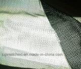 Prata perfuradas de alta visibilidade tecido stretch reflexivo com orifícios