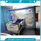 Typen fünf Funktions-Krankenhauspatient-Bett wiegen