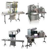 De automatische het Krimpen van de Hitte Machine van de Etikettering van de Koker om Lijn Te vullen