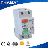 RCCB eletrônico de alta qualidade Tml1-63 com padrão IEC61008-1