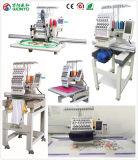 熱い販売のためのスパンコールの刺繍が付いている但馬のコンピュータの刺繍機械タイプWonyoの単一のヘッド刺繍機械