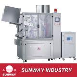 Автоматические завалка пробки PE и машина запечатывания