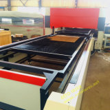 1500W CNC de Laser van de Vezel voor de Scherpe Bladen van het Metaal (FLX3015-1500)