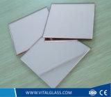 Specchio di alluminio libero/dell'argento per il vetro dello specchio della stanza da bagno con CE&ISO9001