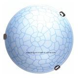 De ronde Mooie Lamp van het Plafond van het Glas met Glas voor Slaapkamer