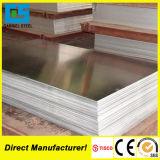 5083 5052 Зеркальный алюминиевый лист