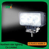 La luz de trabajo Epistar LED baratos Spot haz de inundación para camiones tractores