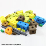 Конструкция ABS Nano преграждает миниую конструкцию игрушек блоков DIY Nano