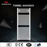 Blanco Avonflow calentador de toallas de baño térmico eléctrico (AF-CN).