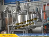 Réacteur chimique 500L du réservoir de réaction avec agitateur