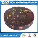Caixa de Chocolate Deluxe com bandeja de plástico forma redonda com caixas rígida Embalagem Vazia