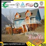 가벼운 강철 별장 (나무로 되는 집, Prefabricated 집)