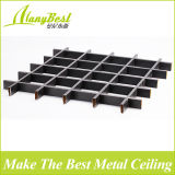 Plafond en aluminium pour supermarché et métro