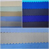 Tela de estática do algodão do poliéster do Tc anti para o revestimento do laboratório