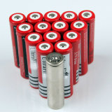 18650 bateria recarregável High-Capacity de bateria de lítio 3.7V