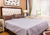 Láser de relieve 100% mantas de algodón / hoja de cama 2