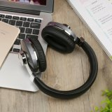 Draadloze StereoHoofdtelefoon Bluetooth met de Materiële Uitstekende kwaliteit van het Roestvrij staal