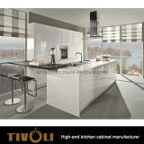 Fashoinの現代食器棚指の引きデザインおよび水晶Coutnertop Tivo-0185h