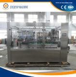 Máquina de enchimento automática 3in1 da bebida para o frasco de vidro