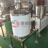 Double chaîne de production principale de roulis d'oeufs