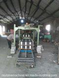 Bloc isolé automatique faisant à machine la machine concrète de brique