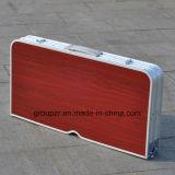 휴대용 접의자 야영 알루미늄 테이블