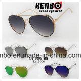 Cinco cores da moda de proteção UV Óculos Km17006