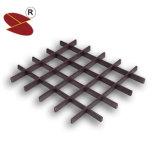 Architectural Design Grille Decorativo de alumínio de teto