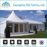 Deluxe Garden Lounge Pagoda Dac Poles Wedding Tent em Yangzhou