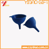 Custom Food Grade Colorful Flexible Collapsible of Silicone Funnel