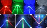 Indicatore luminoso capo mobile fantasma del fascio dell'indicatore luminoso 3X3 9PCS 12W LED