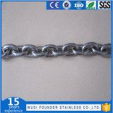 Corrente de ligação do aço inoxidável (DIN766)