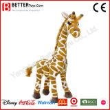 Dos animais realísticos do luxuoso de ASTM brinquedo enchido macio do Giraffe