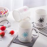 Tasse de café en céramique de soleil superbe