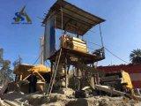 Concrete het Groeperen van het Type van riem Installatie 60 M3/H
