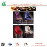 의자 나무로 되는 대중음식점 의자를 식사하는 튼튼한 호텔