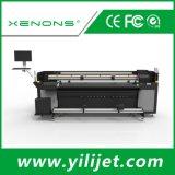 R2000 Xenons un rouleau à haute vitesse et imprimante à plat